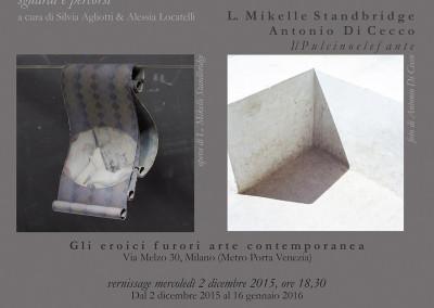 Tracciati | L.Mikelle Standbridge, Antonio Di Cecco, Il Pulcinoelefante