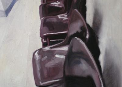 Guido Buganza, Sedie al Museo Messina
