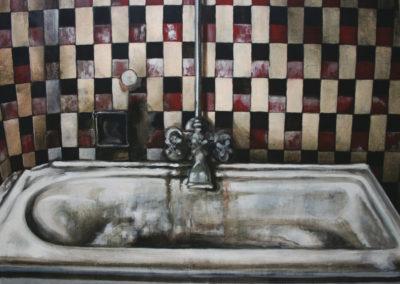 Guido Buganza, Vasca da bagno al Diurno Venezia