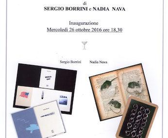 Nadia Nava – Sergio Borrini | Stampo dunque sono