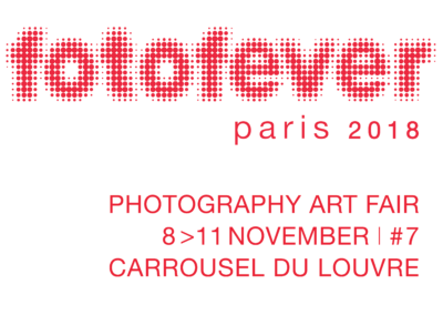 Fotofever Paris 2018